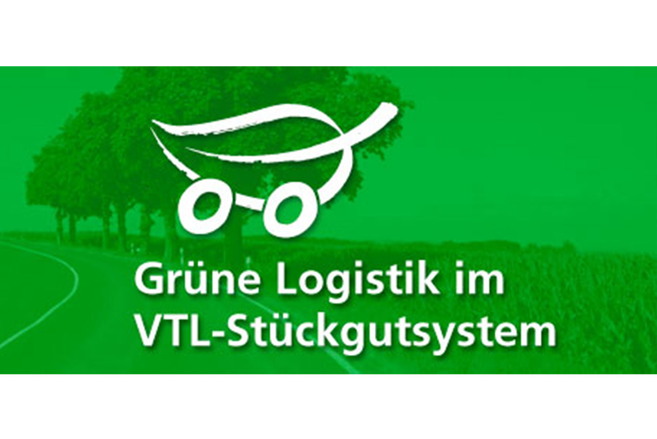 Grüne Logistik im VTL-Stückgutsystem