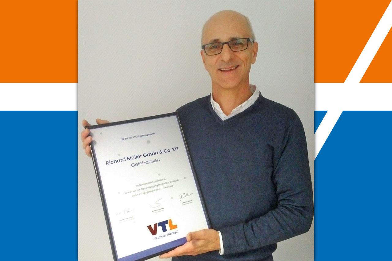 10 Jahre VTL-Systempartner
